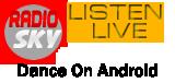 listen live dance andoid
